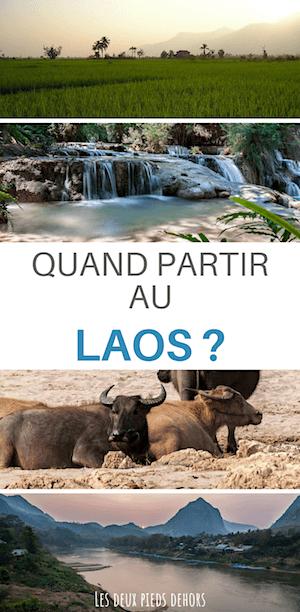 Quand partir au laos en vacances en asie du sud-est
