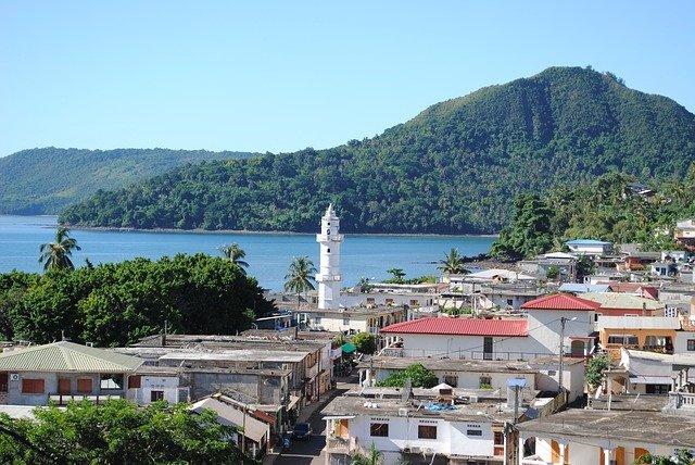 Vols pas chers au départ de Mayotte