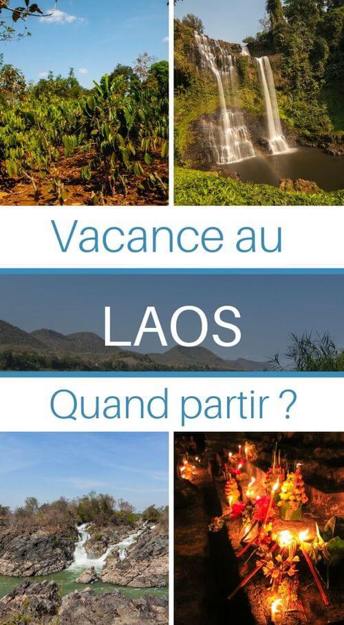 voyage au laos quand partir
