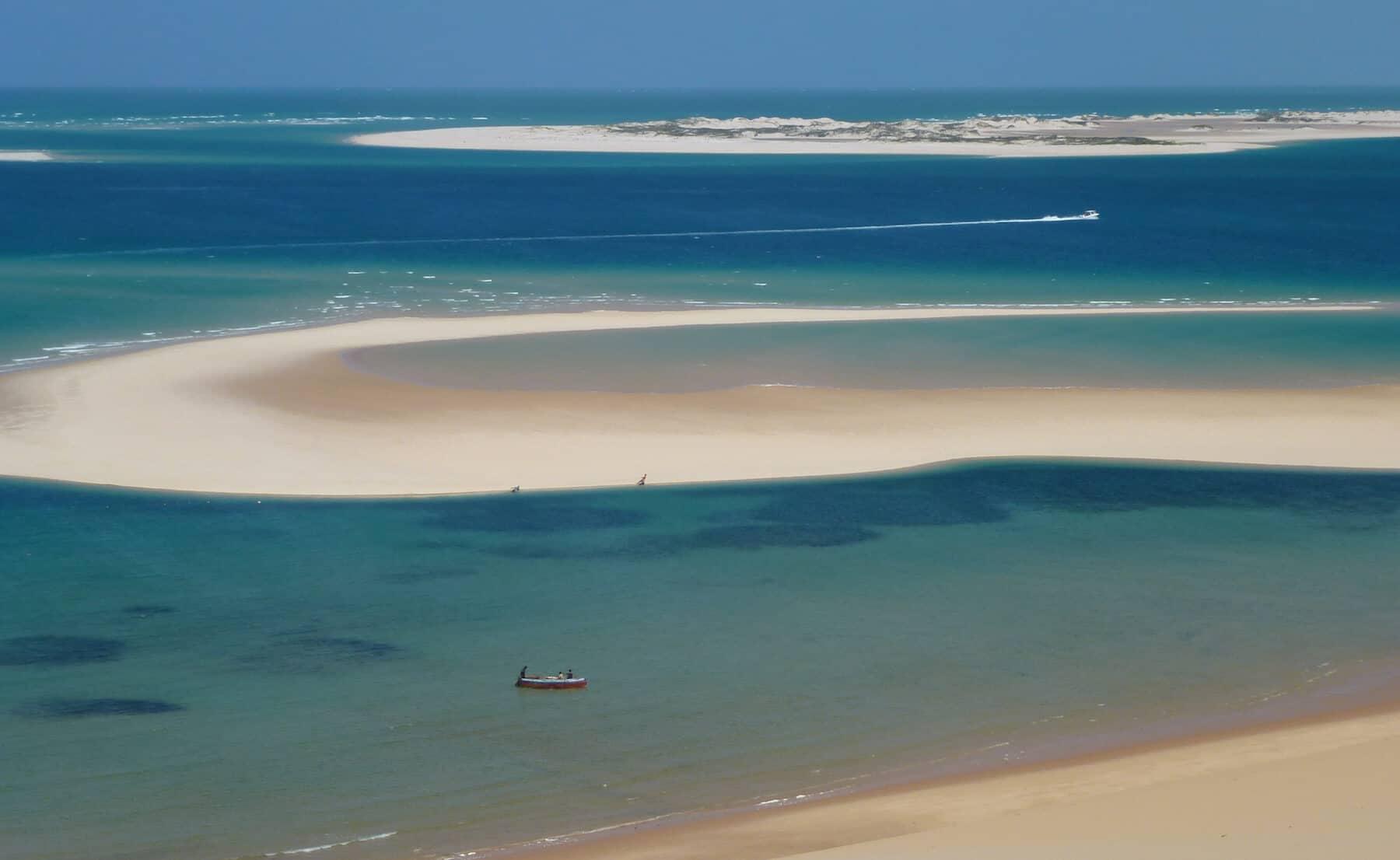 tout pour la plongée au mozambique
