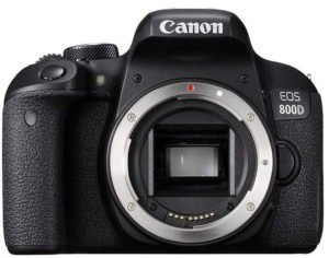 reflex canon 800D