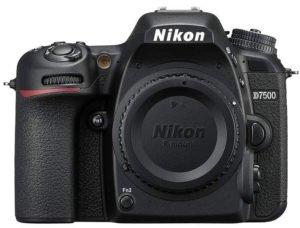 reflex nikon D7500