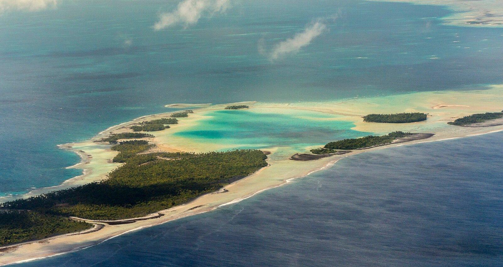 L'île de Rangiroa, une merveille en Polynésie française