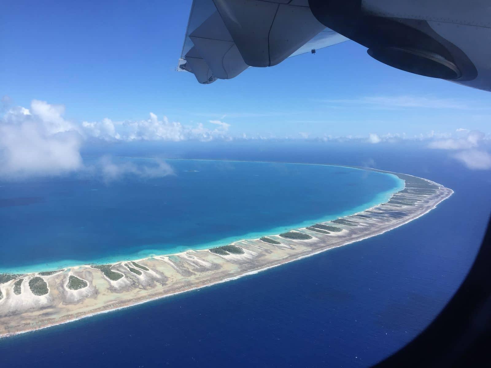 rangiroa un superbe atoll à visiter en polynésie