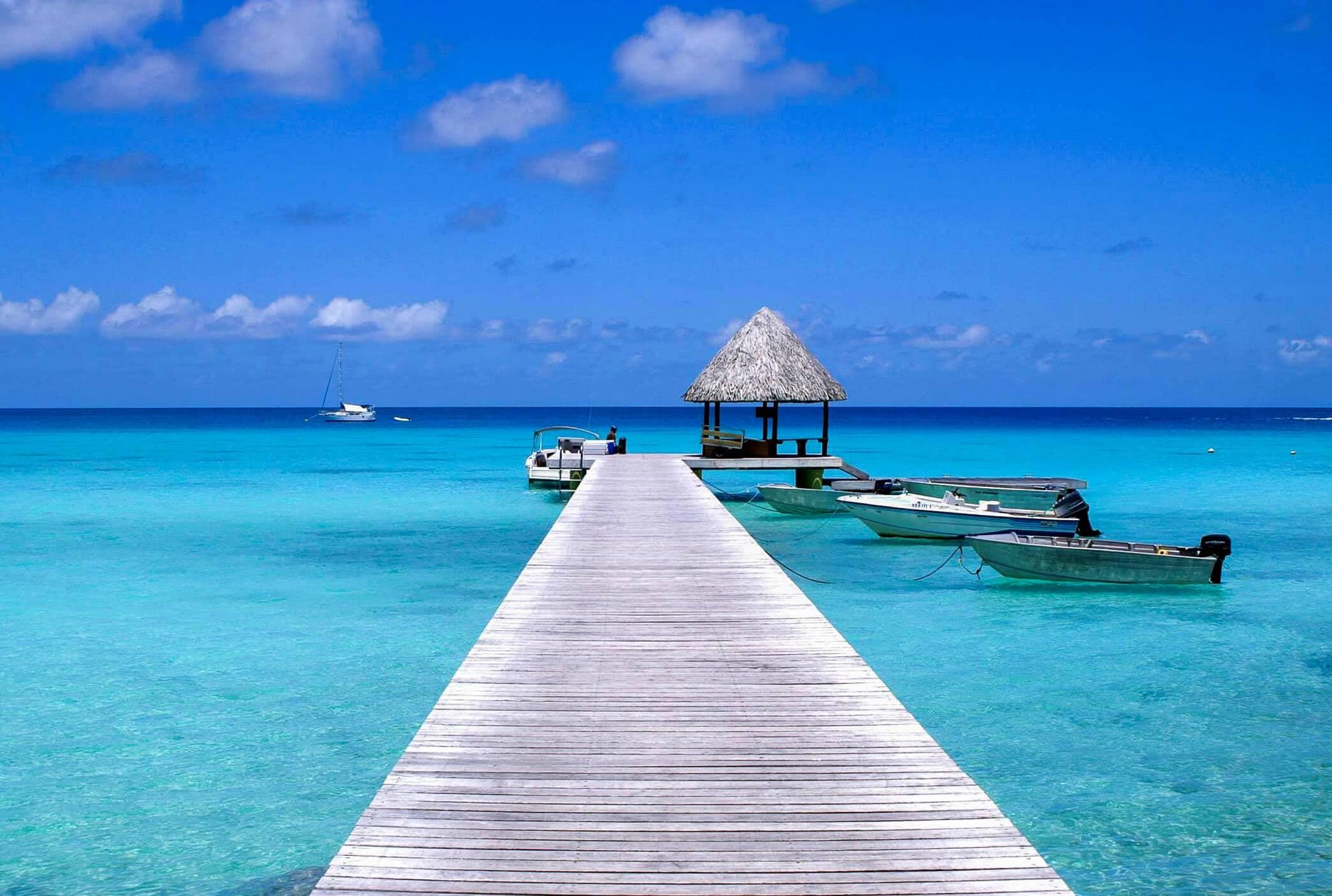 rangiroa en polynésie, un atoll de rêve