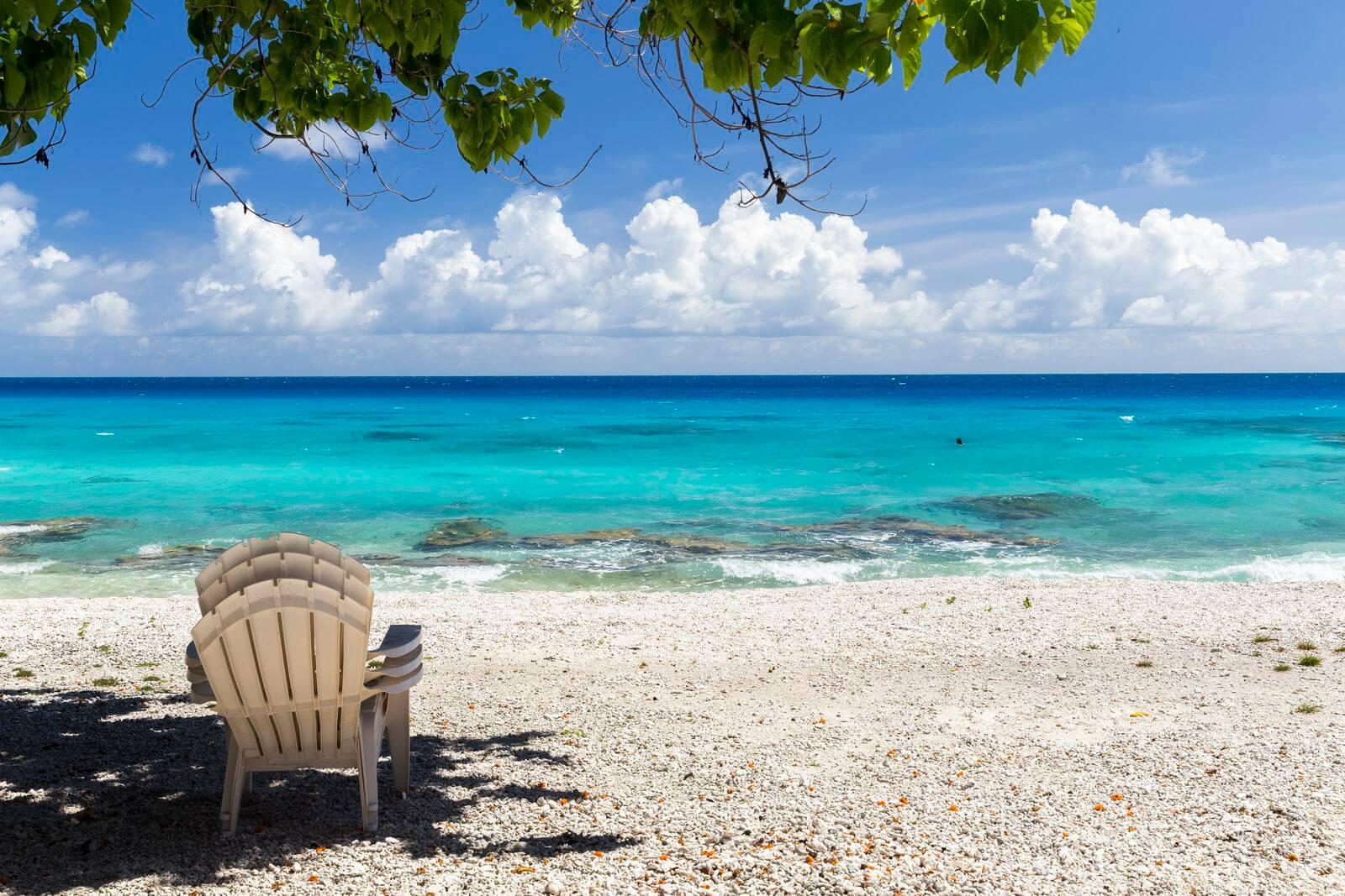 rangiroa un atol des tuamotu en polynésie française