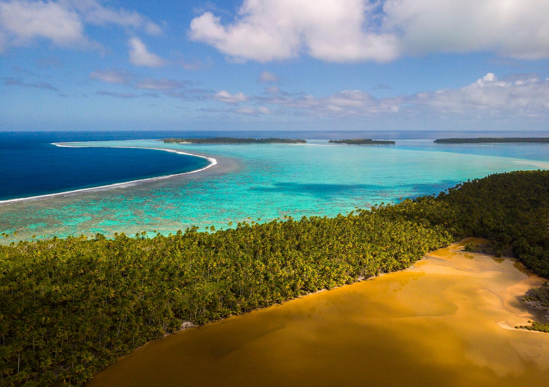 sortie journée à tetiaroa en polynésie