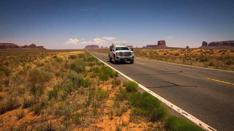 Faire un road trip aux usa en voiture