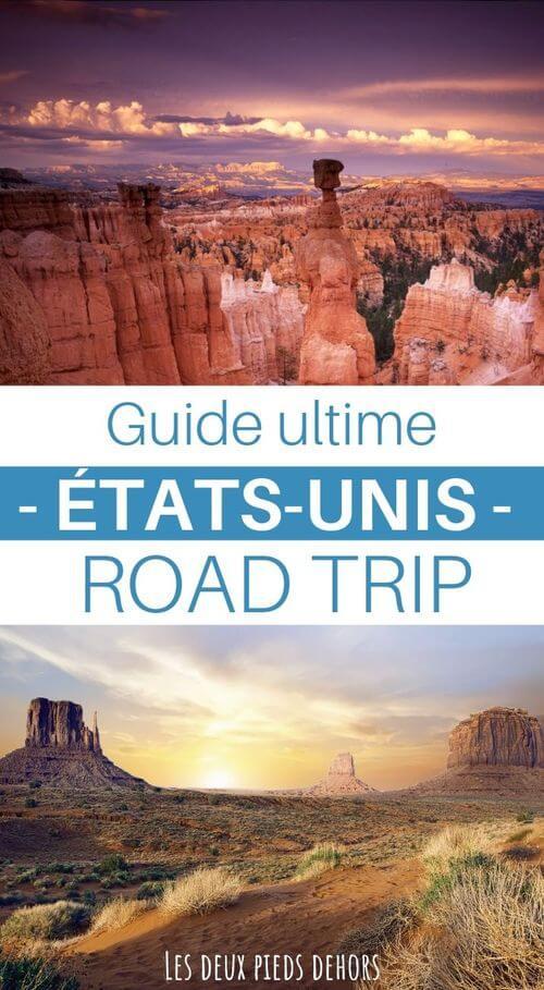 road trip aux etats unis