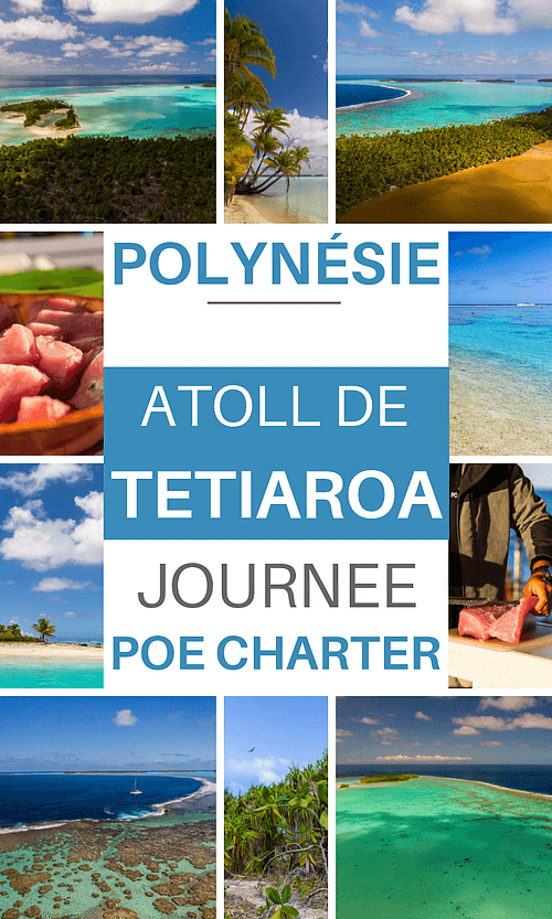 atoll de tetiaroa excursion
