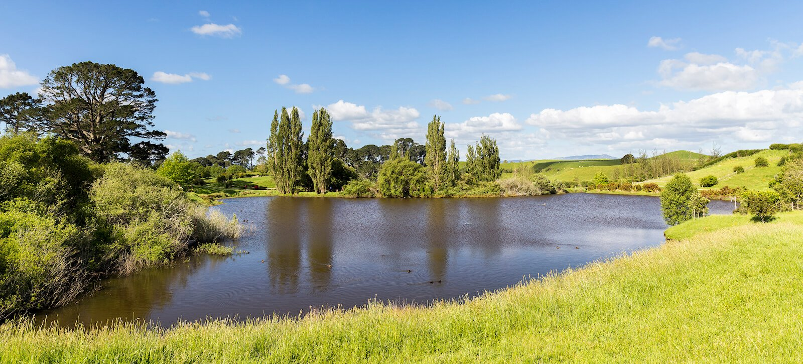 visit hobbiton during your trip on new zealand