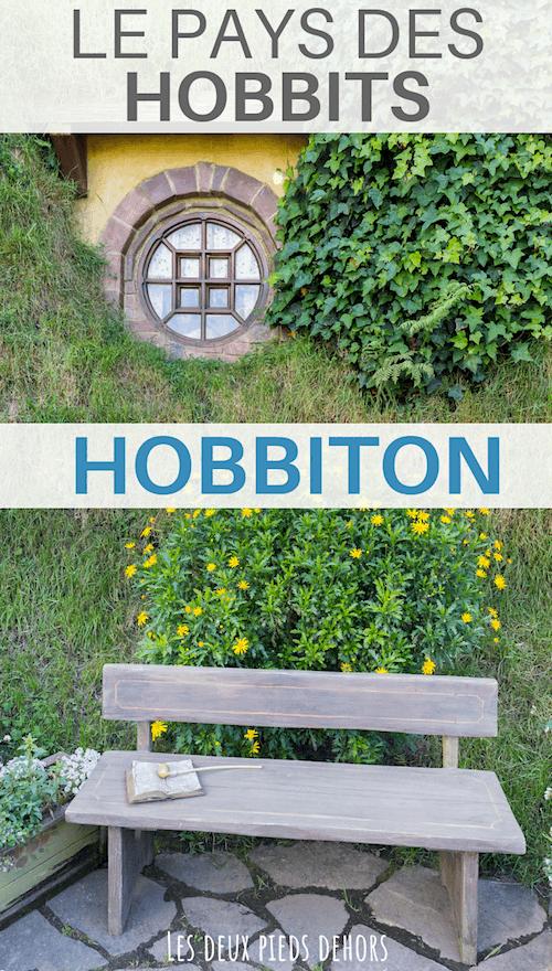 le site d'hobbiton pour les fans de la nouvelle-zélande