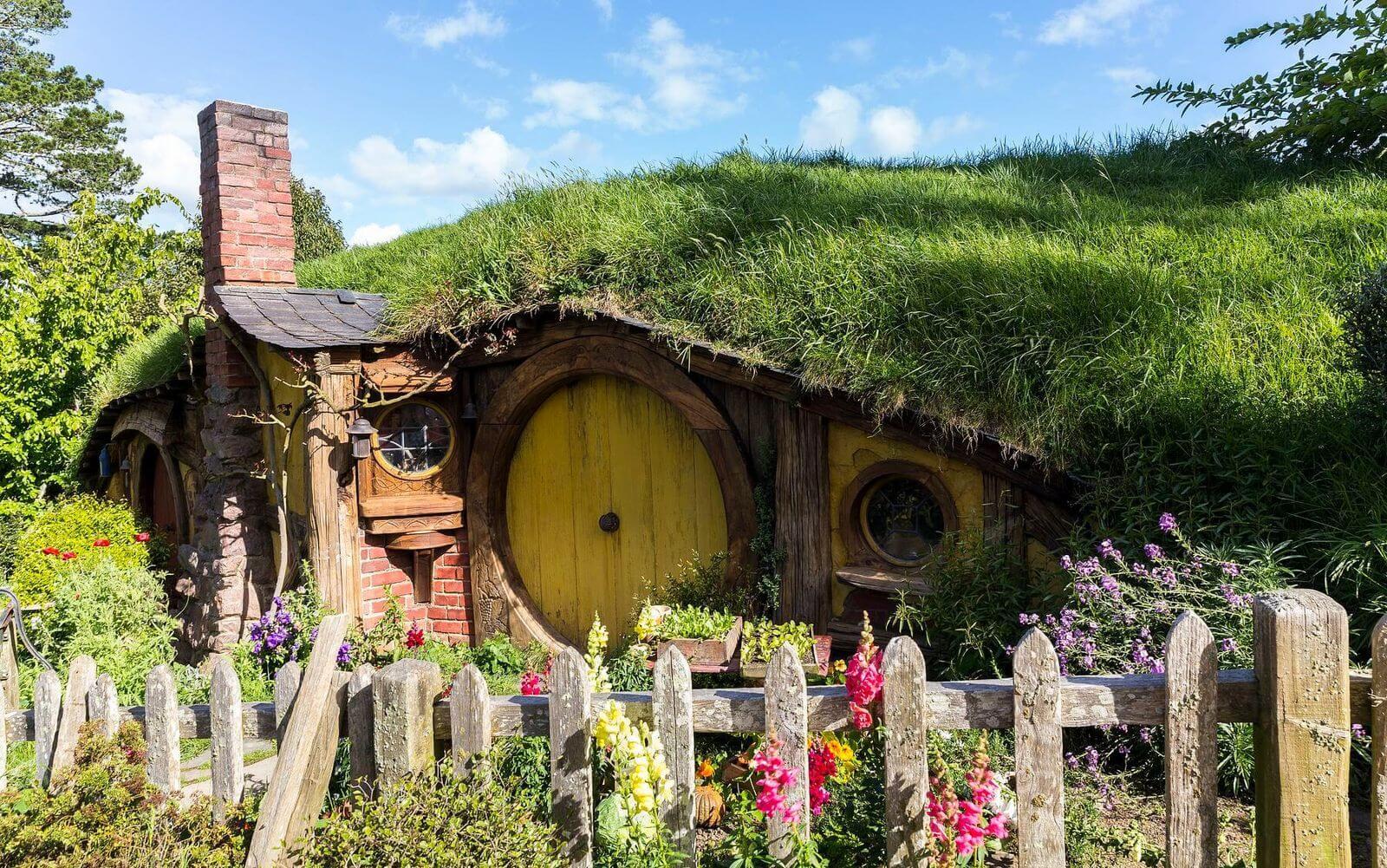 hobbiton, nouvelle-zélande