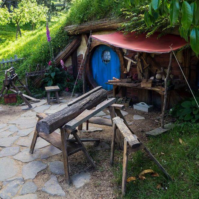 la visite de hobbiton en nouvelle-zélande