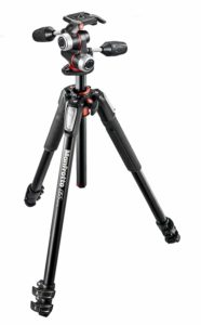 exemple de trépied manfrotto