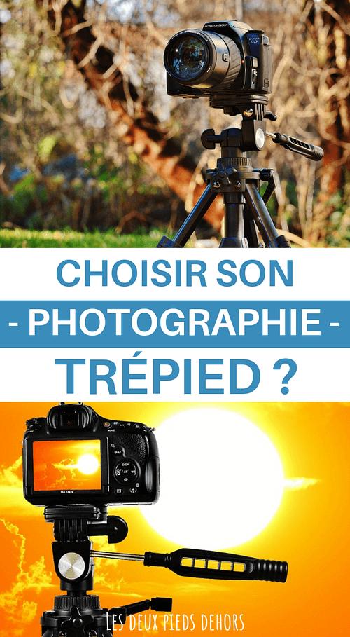 un accessoire indispensable en photographie : le trépied photo