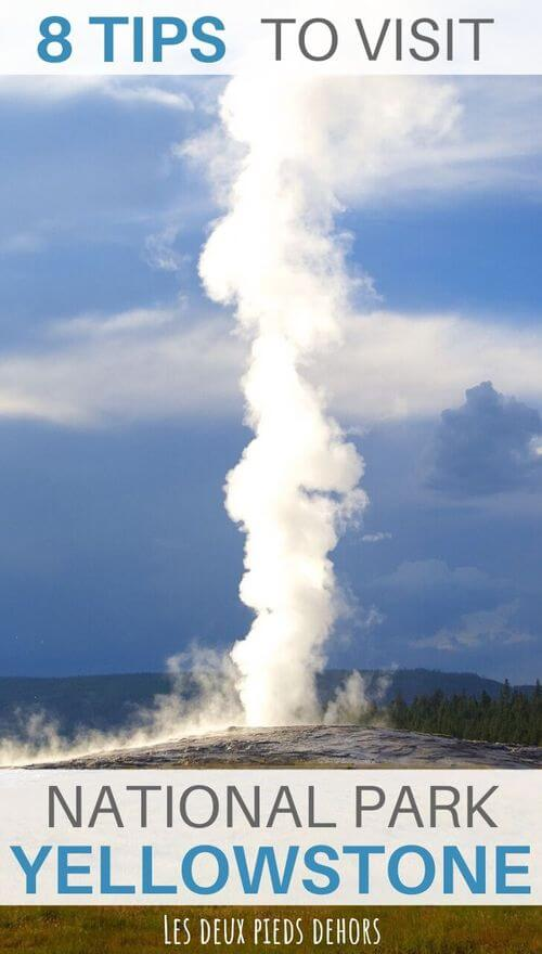 national parks in the usa, yellowstone park