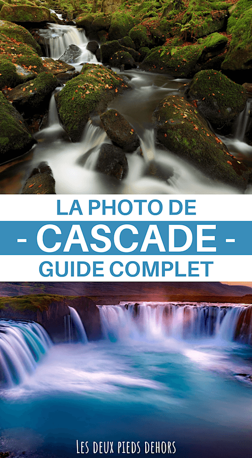 comment apprendre la photo de cascade