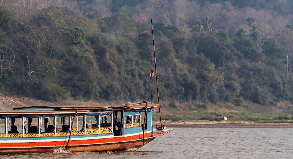 balade en bateau au laos que faire ?