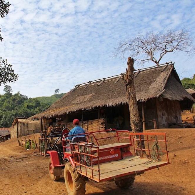 que voir et faire au laos