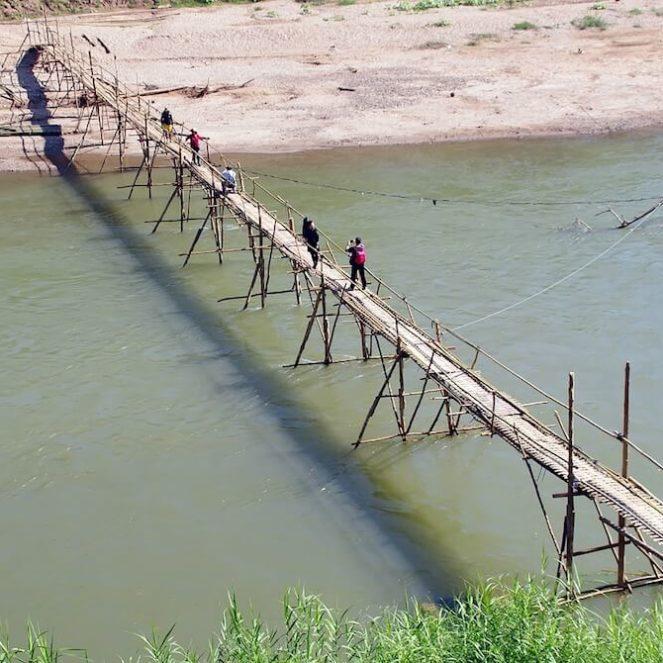 les lieux d'intérêt au laos
