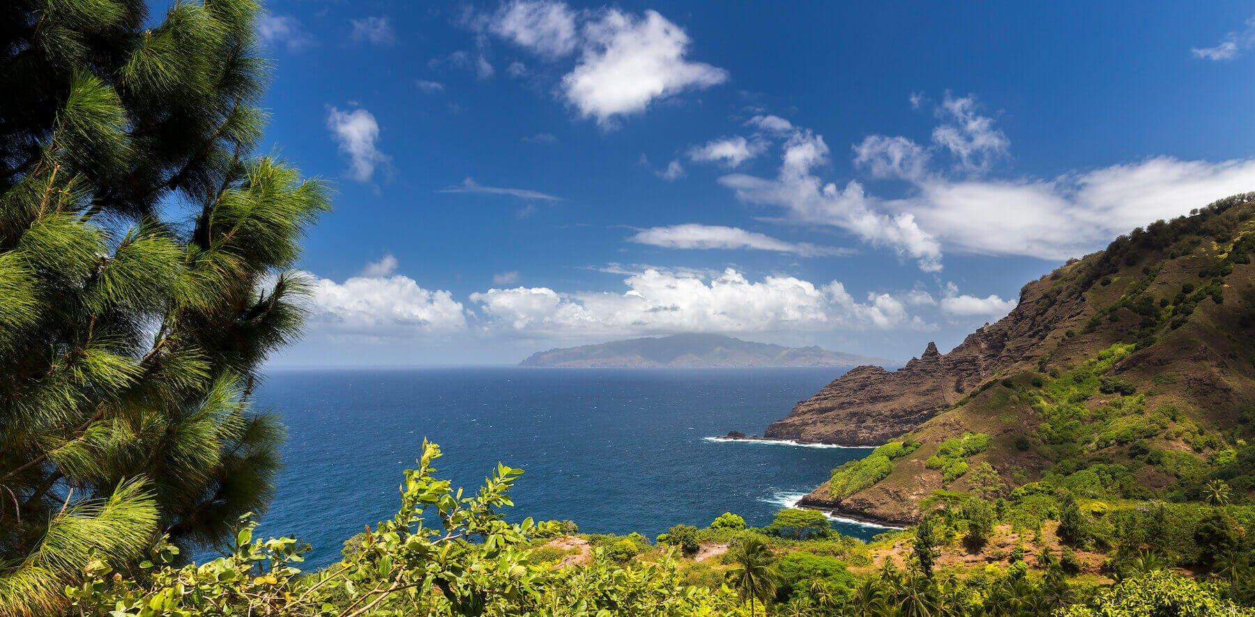 voyager aux marquises avec un pass air tahiti