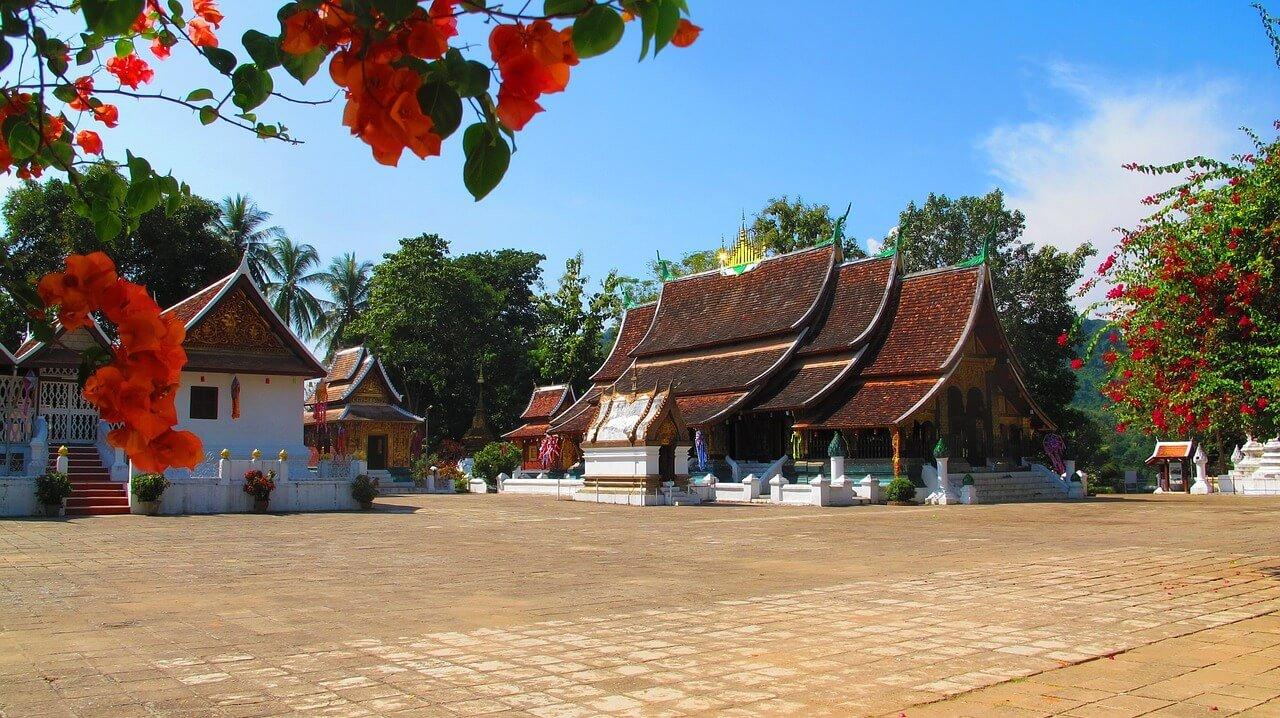 Que faire à luang prabang au laos