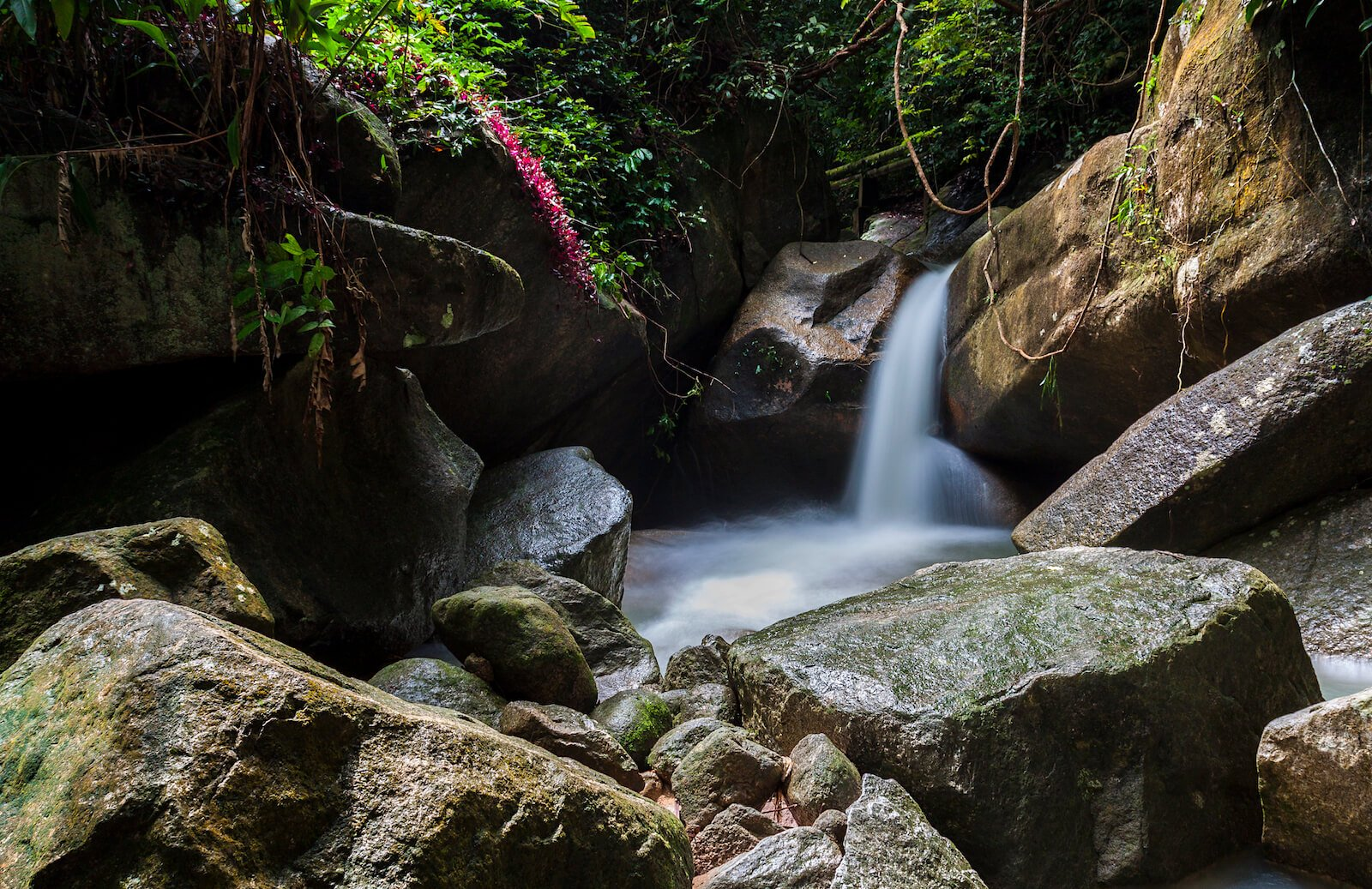 suceed in waterfall photography