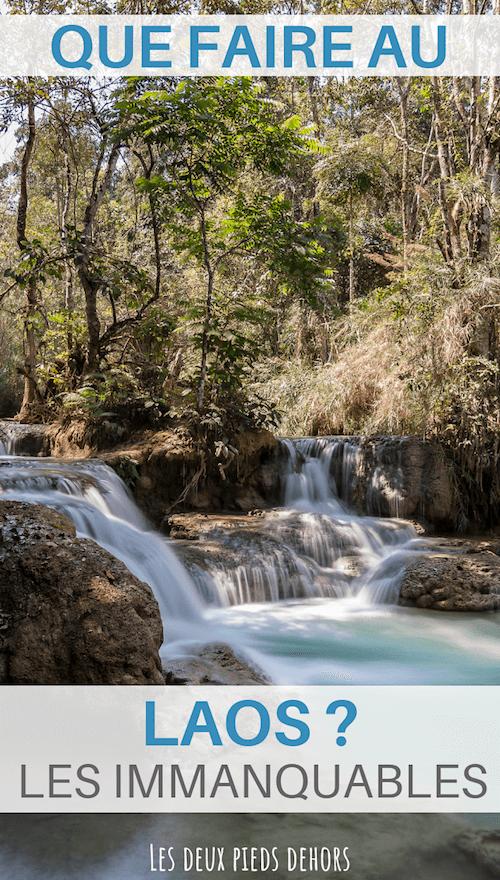 vacances au laos, que faire ?