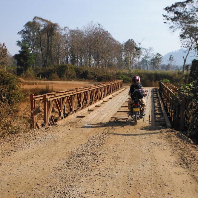 que faire au laos, le plateau des boloven