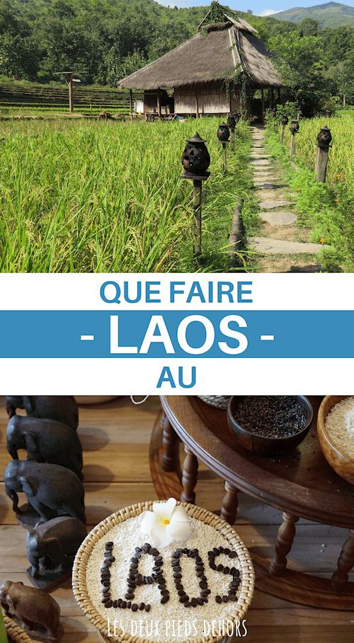 visiter l'asie : que faire au laos