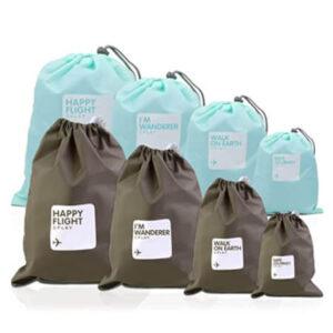 sacs de rangement