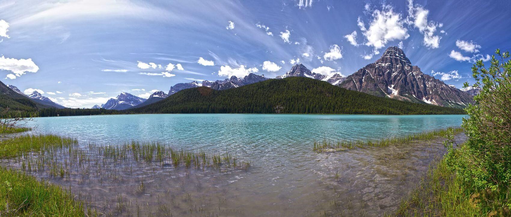 visiter le parc national de banff au canada