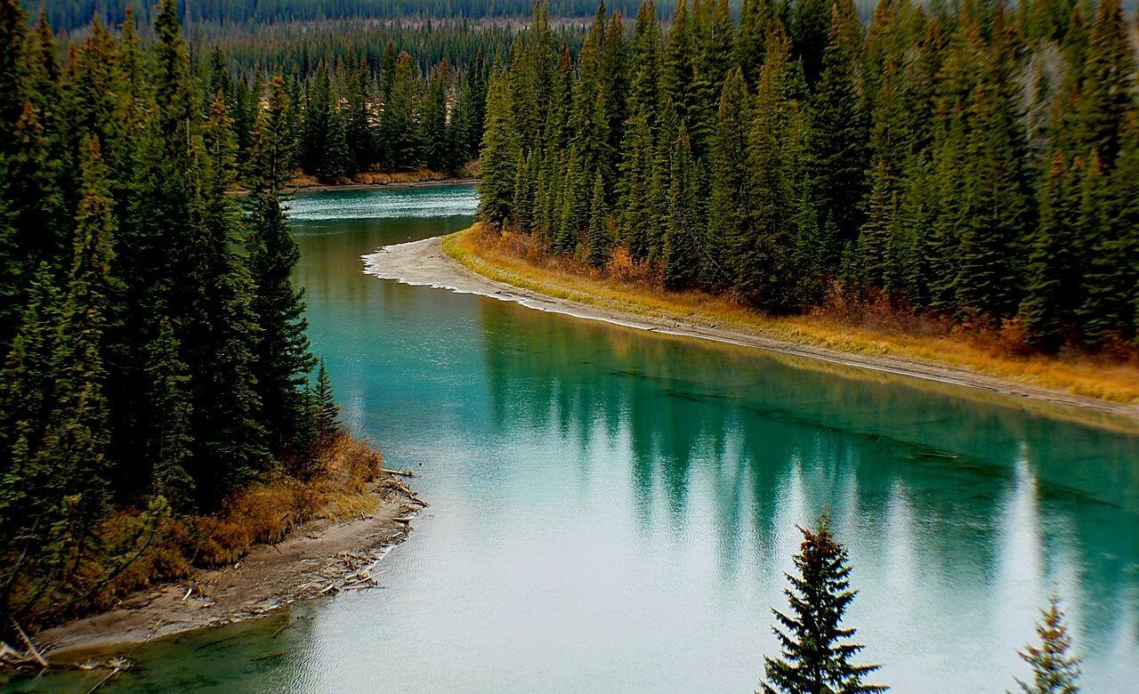 paysage sublime du parc national de banff