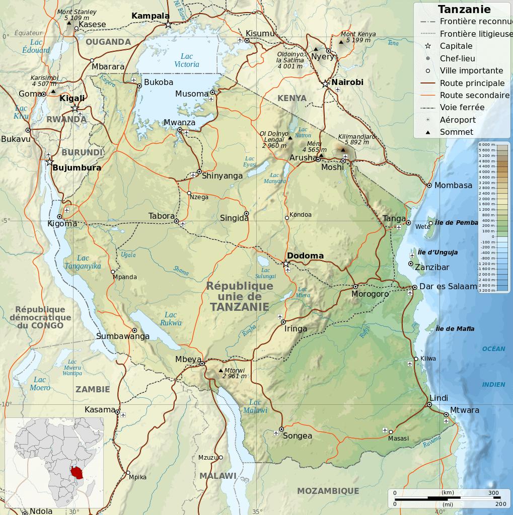 Visiter la Tanzanie en vacances