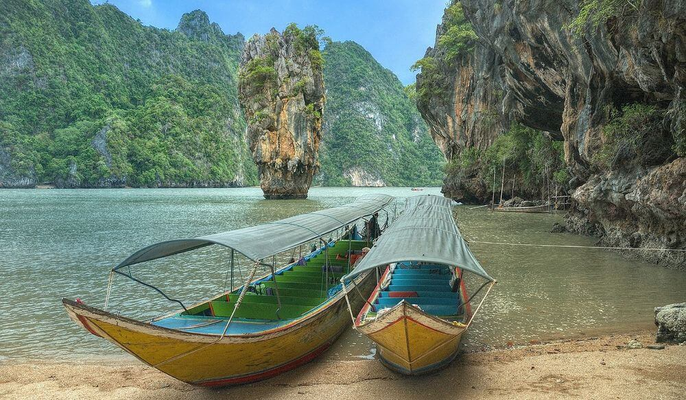 visiter la thailande en voyage
