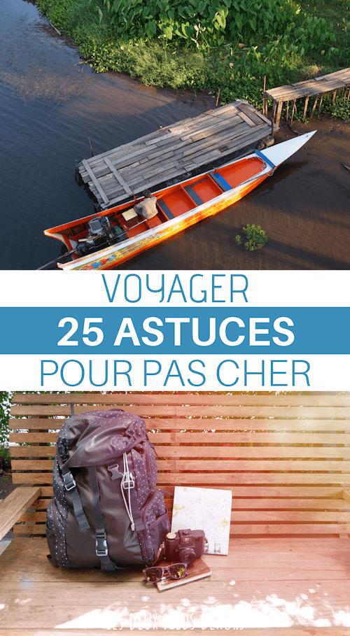 comment voyager moins cher