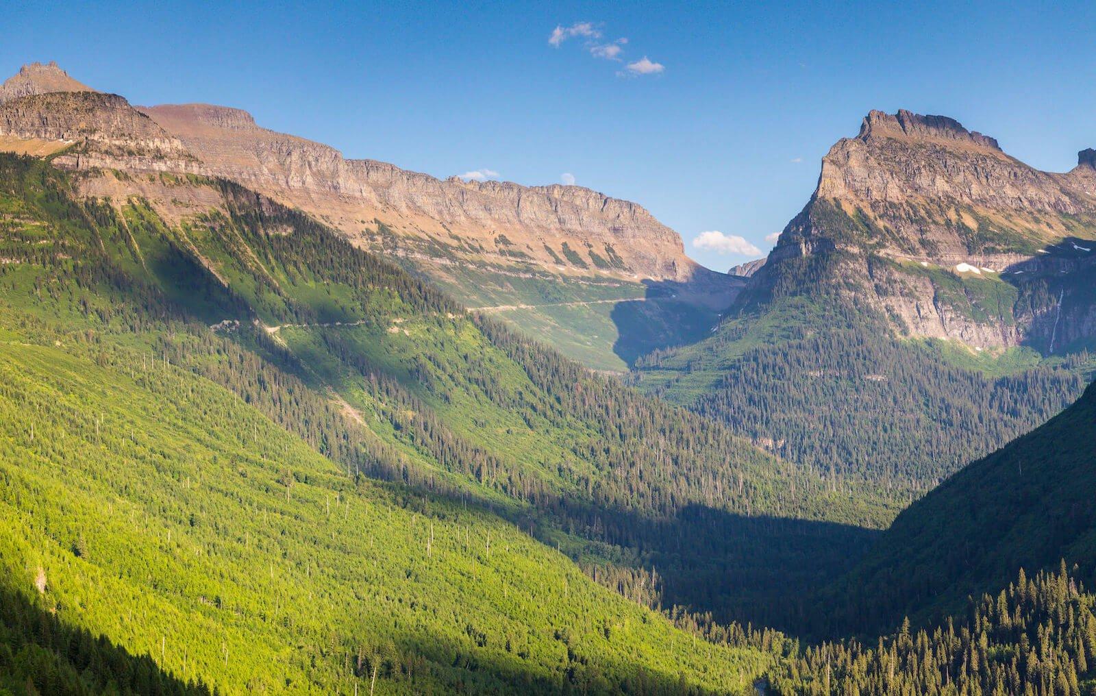 profiter des paysages pour voyager moins cher