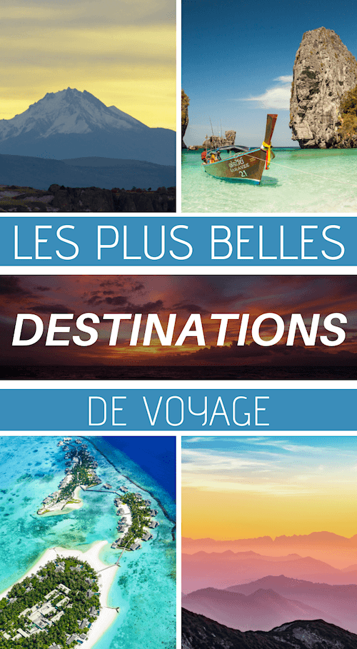 destination de reve