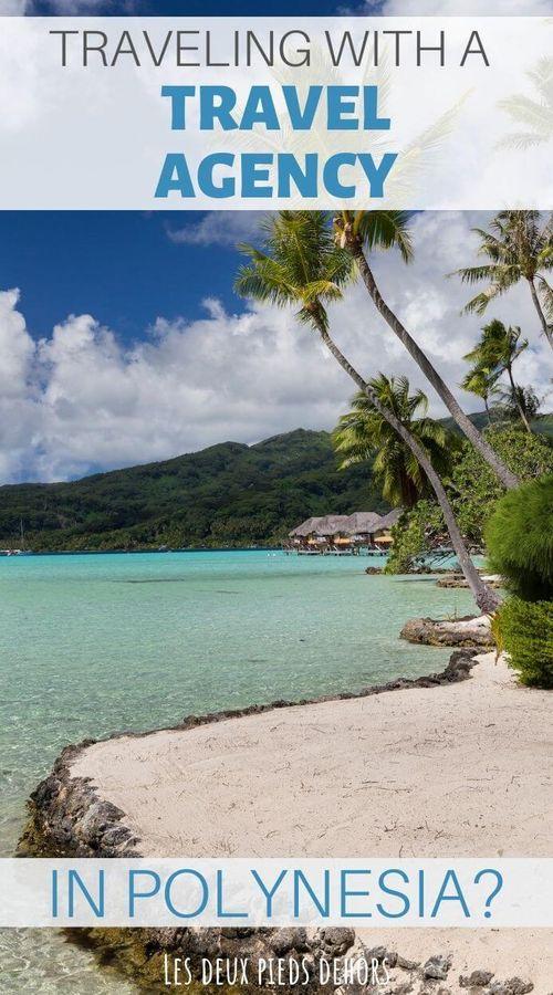 travel to tahiti how to organize it