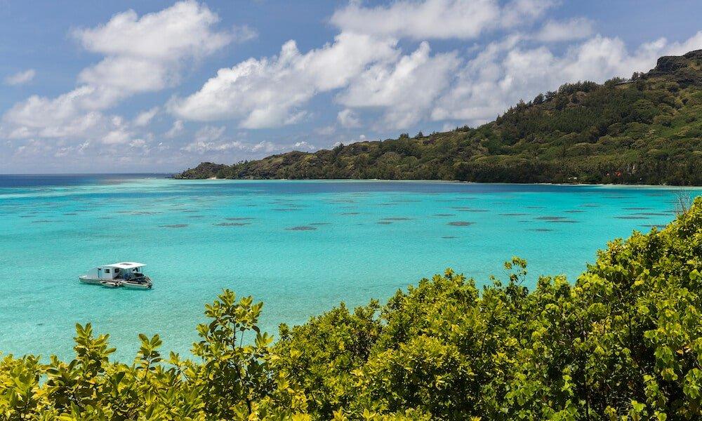un voyage à tahiti en agence locale de voyage