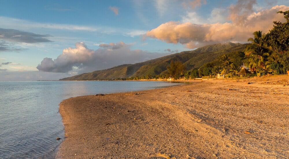 faire un voyage à tahiti