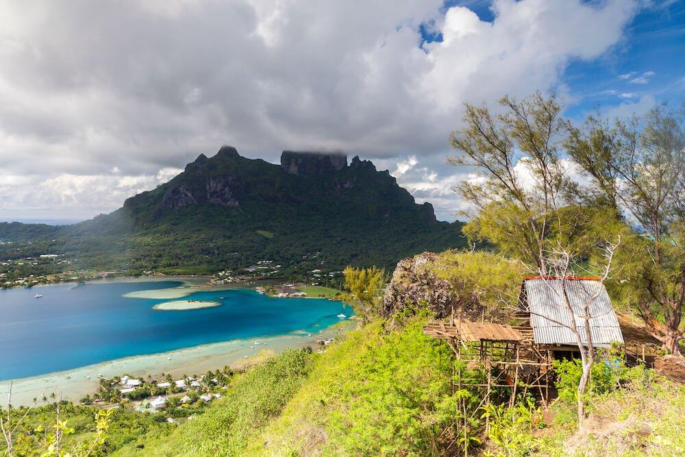 Bora Bora voyage