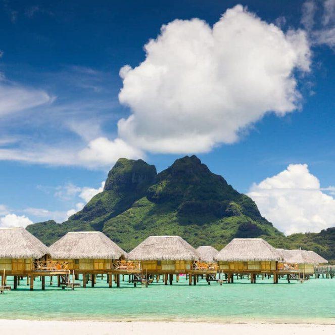 Que faire sur l'île de Bora Bora