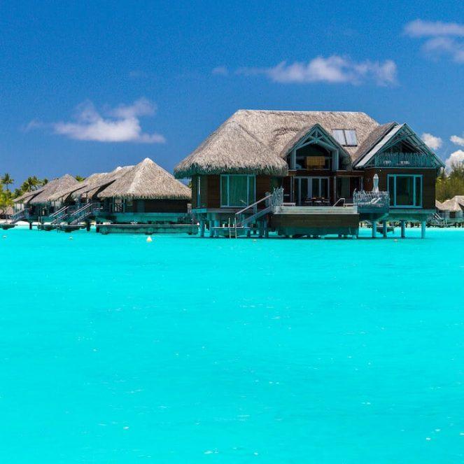 Bora Bora In French Polynesia A Trip On The Pearl Of The