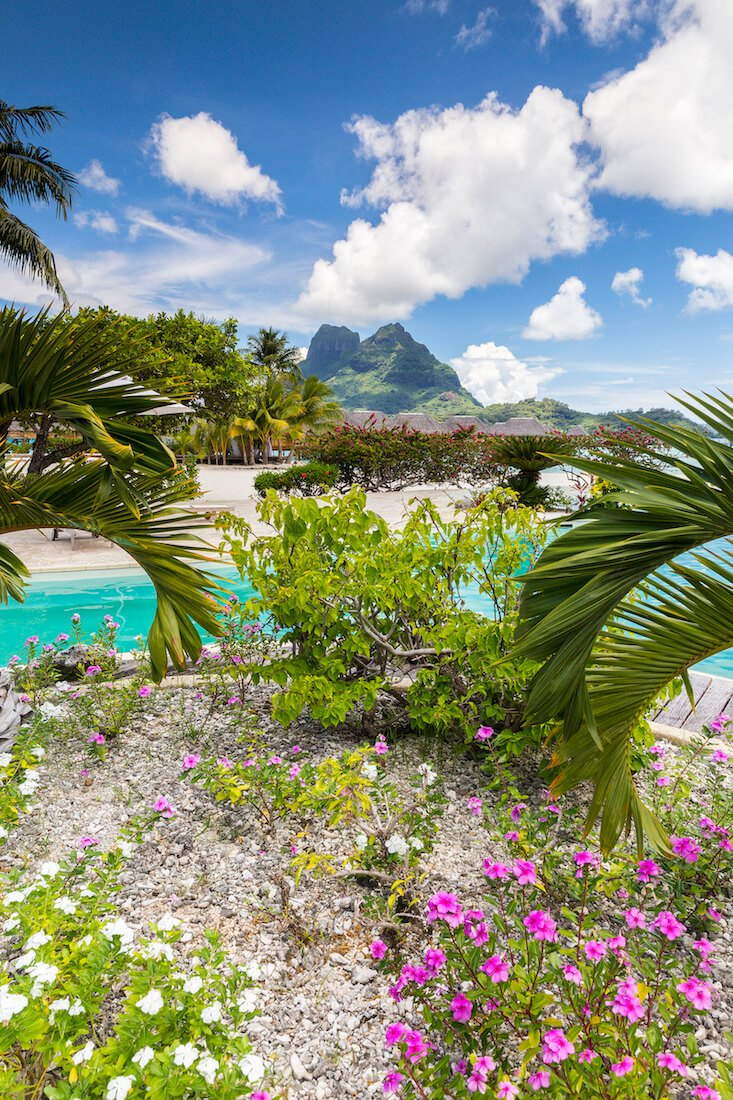 Bora Bora In French Polynesia A Trip On The Pearl Of The