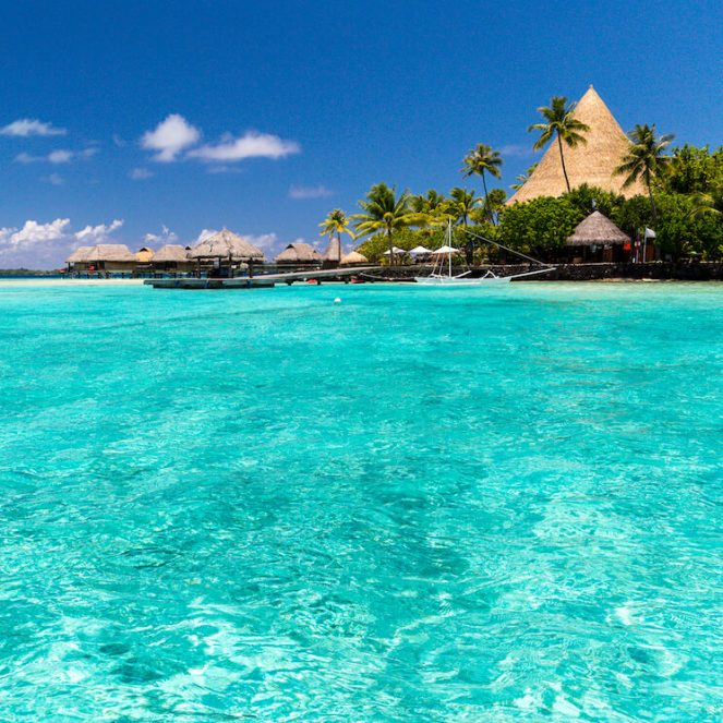 Que faire à Bora Bora en vacances