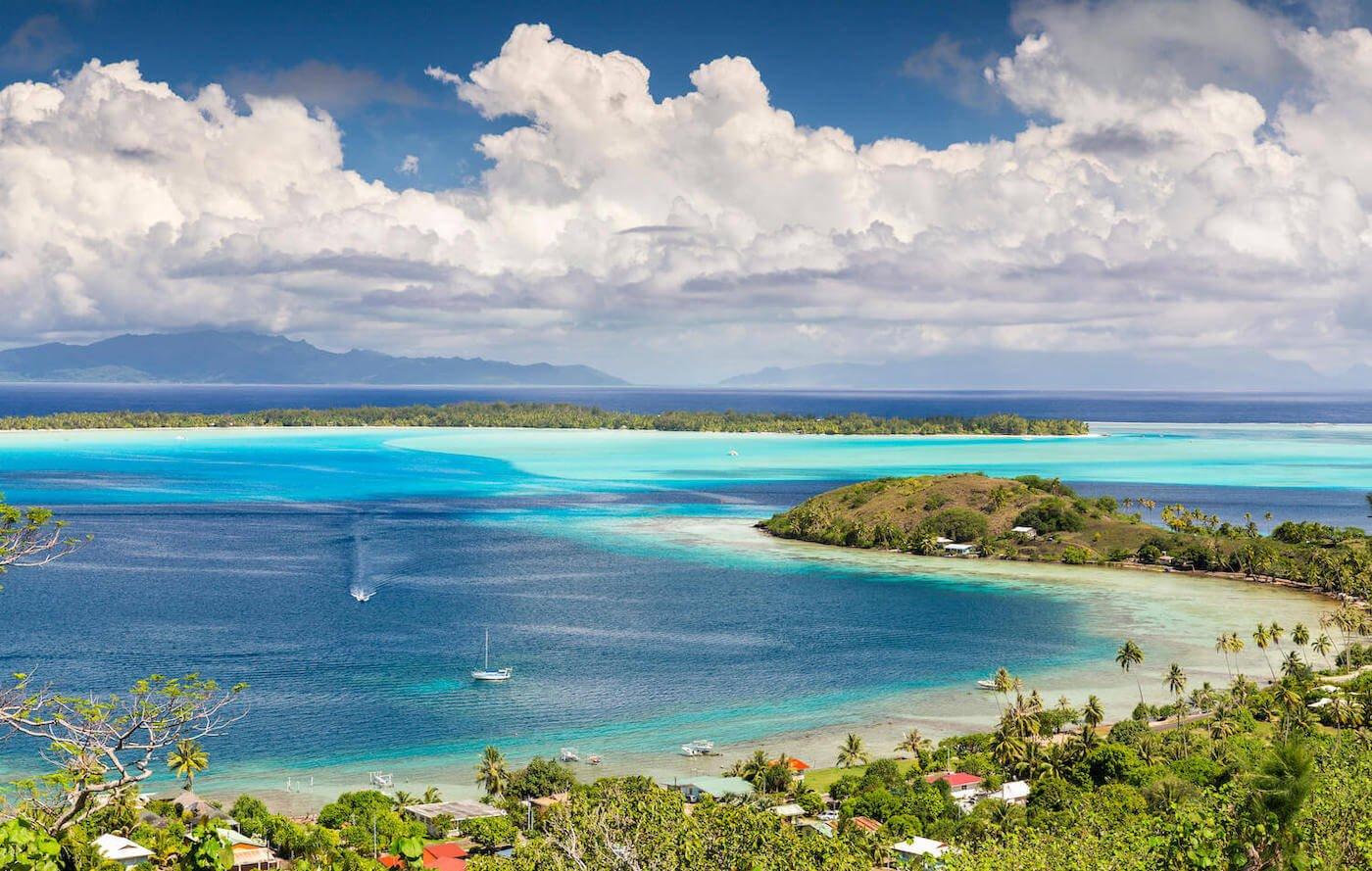 Bora Bora voyage de noce Polynésie
