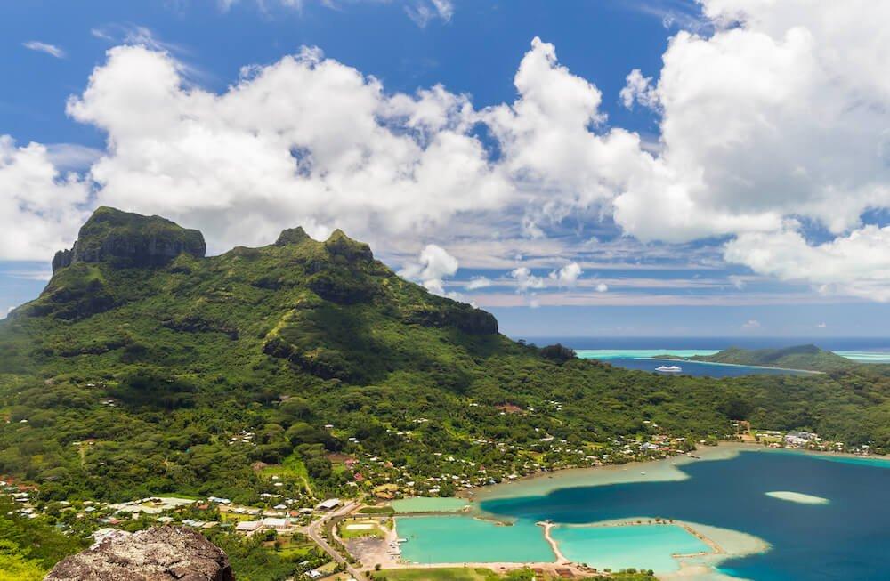 Que voir à Bora Bora en Polynésie