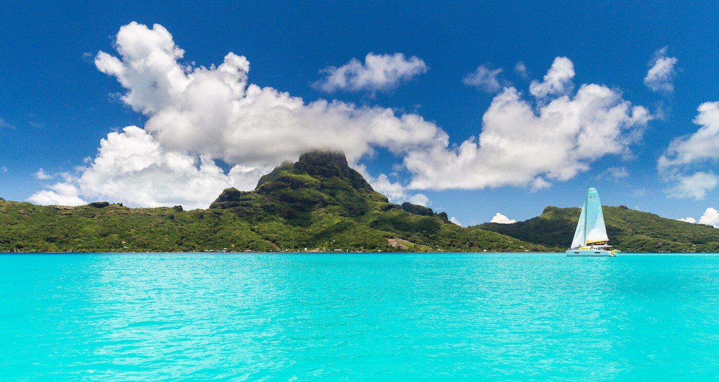 Hotel de luxe à Bora Bora